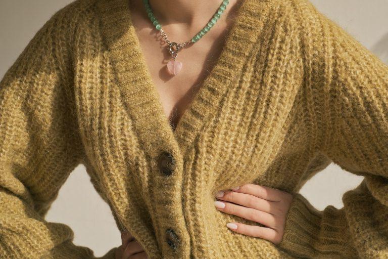 Tipuri de pulovere tip cardigan