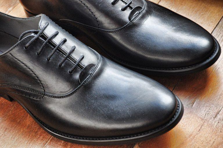 Pantofi negri eleganți