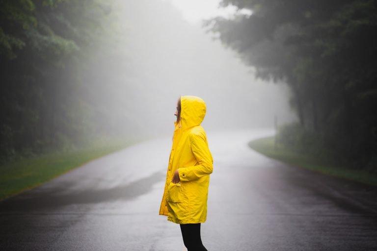 Haine de ploaie